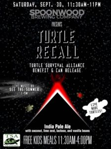 Spoonwood Brewing Company - Turtle Recall
