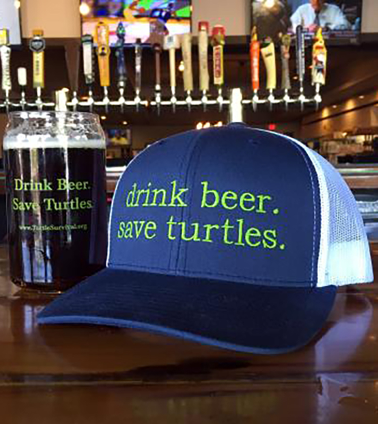 Drink Beer. Save Turtles.